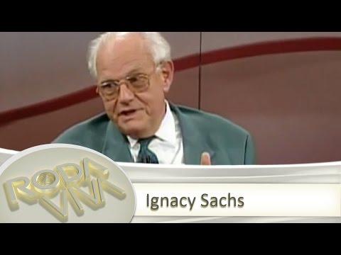 Ignacy Sachs - 14/09/1998