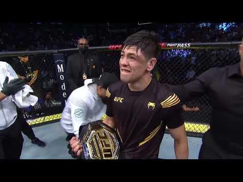 UFC 263: Фигередо vs Морено - Слова после боя