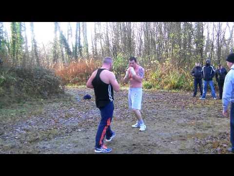 CHARLIE BOGAN WARD VS NED MCDONAGH