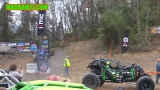 ROCK BOUNCERS BATTLE IT OUT AT WINDROCK SOUTHERN ROCK RACE