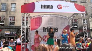 Shout! part 2 HD Edinburgh Fringe 2015