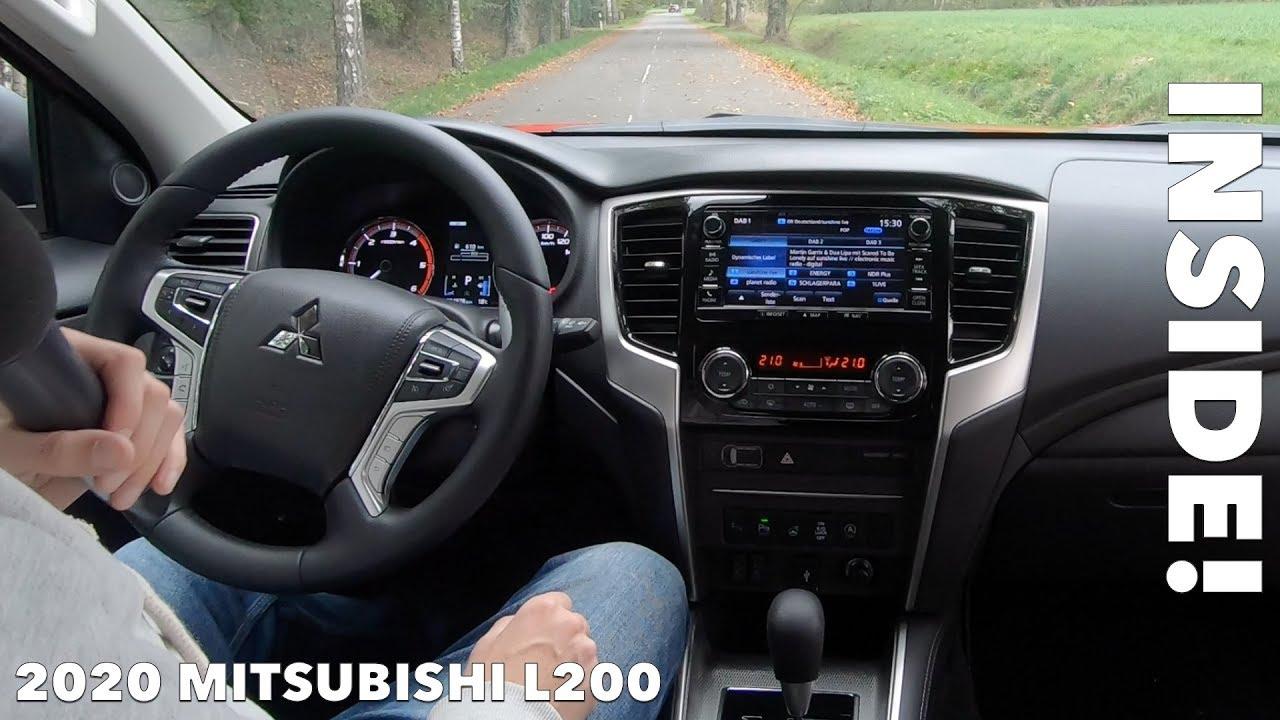 2020 Mitsubishi L200 Release