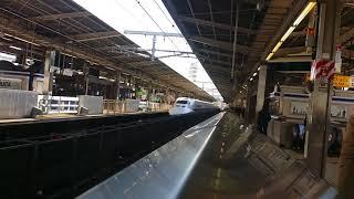 JR東海 名駅 700系 B編成発車