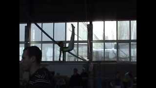 спортивная гимнастика 1 разряд брусья