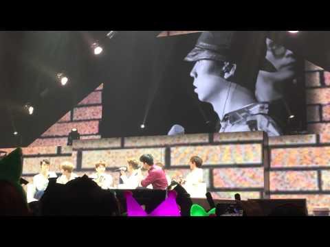 150829 2PM Fan Meeting in Bangkok 'talk Chansung+Show pic Part2'