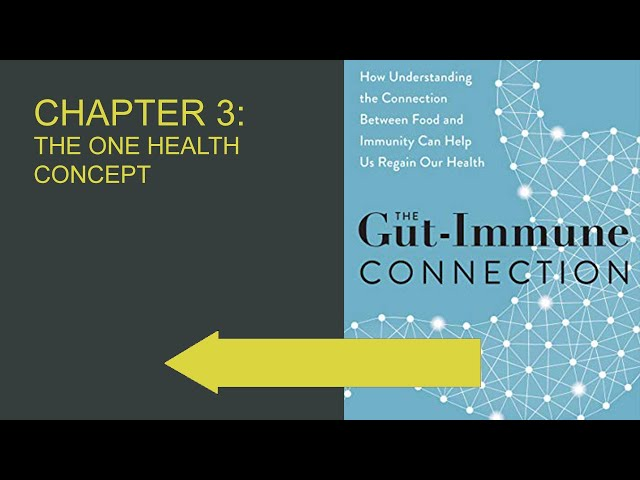 Chapter 3: The Gut Immune Connection - The One Health Concept