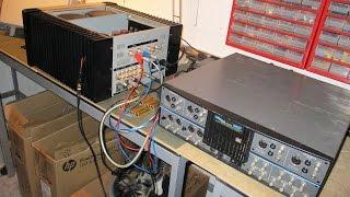 109 - Réparation et test d'un LSA Standard