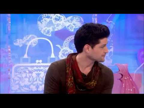 Danny O'Donoghue Interview on Loose Women