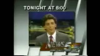 WLWT 7/23/1988 Thom Brennaman Sports Promo