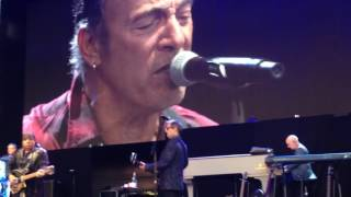 Bruce Springsteen Hunter Valley 2017 Who