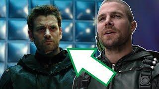 Tommy Merlyn Returning in Arrow Season 8? Crisis on Infinite Earths? - Arrow Season 7