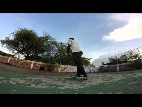 A lo Criollo Skateboarding!!! Guacara SS