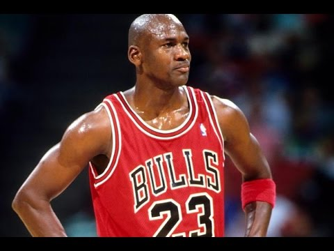 Michael Jordan's Top 10 Dunks Of His Career