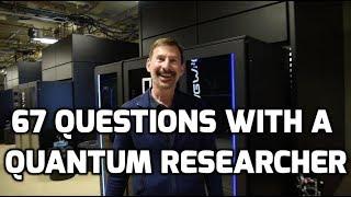 Dr Alan Baratz - 67 Questions with a Quantum Researcher