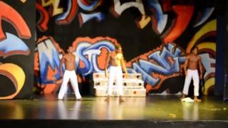 Brazilian capoeira. Бразильское капуэро.