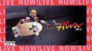 The Tony Alva St๐ry Q & A | Skate | VANS