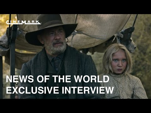 News of the World | Interview With Paul Greengrass & Helena Zengel | Cinemark Theatres