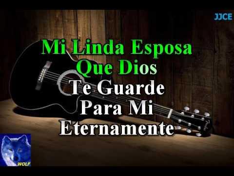 karaoke  Mi Linda Esposa  Los Dandys