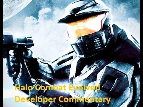 Halo Combat Evolved: Developer Commentary Playthrough (2007)【55:12】