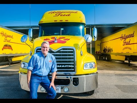 Hollywood Feed - The right truck for stop-and-go routes