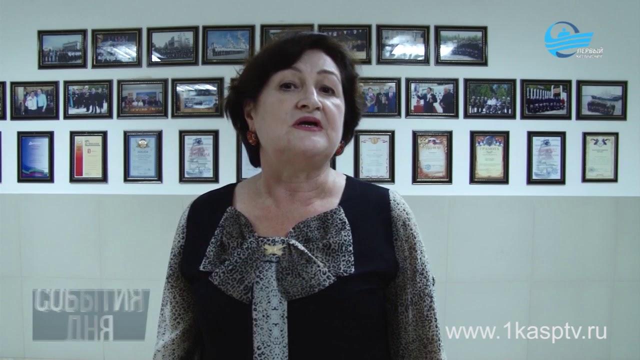 Традиционный литературный праздник – Гамзатовские дни отметили в кадетской морской школе-интернате Каспийска