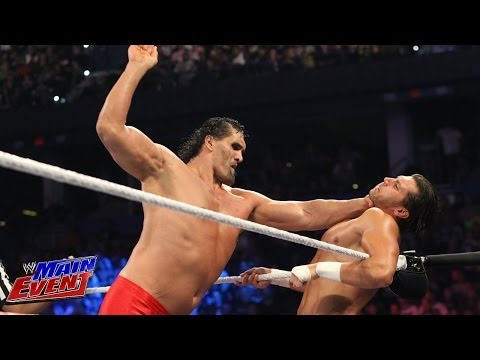 The Great Khali vs. Fandango: WWE Main Event, Oct. 30, 2013