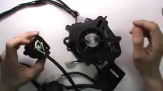 Powertrain uzbekistan nazorat qilish moduli ta'mirlash. ATV ADLY 600(600 SYM)
