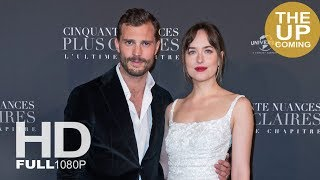 Fifty Shades Freed premiere photocall: Dakota Johnson, Jamie Dornan, Eric Johnson,  Rita Ora, Payne