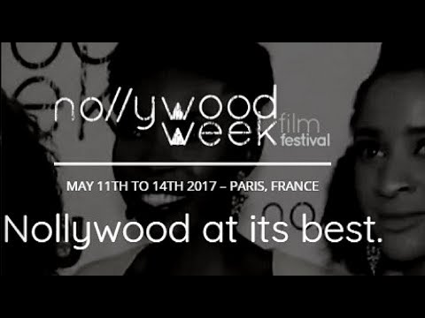 The Screening Room at Nollywood Week in Paris 2017!
