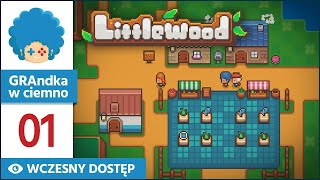 Littlewood PL #1 | EA | Stardew Valley x Forager? Witamy w Llamaville!