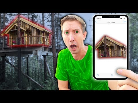 PROJECT ZORGO ABANDONED TREE HOUSE with GAME MASTER & Doomsday Date Clues