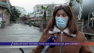 Yvelines | Quelles sont les réactions des Yvelinois face aux annonces de Jean Castex ?