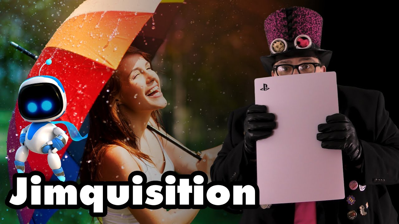 Screw You, I Have A PS5 Now! (The Jimquisition)