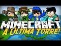 Minecraft: A ÚLTIMA TORRE! (Mega Walls)