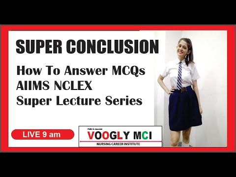 Super Conclusion For AIIMS Rishikesh With Imp. MCQs (Do Not Forget To Attend This Maha Class)