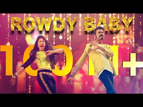 """Will """"Rowdy Baby"""" Beat """"Why This Kolaveri""""..?   Dhanush   Sai Pallavi   Yuvan Shankar Raja"""