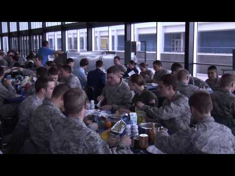 "Air Force Academy Class of 2012 ""Day in the Life"""