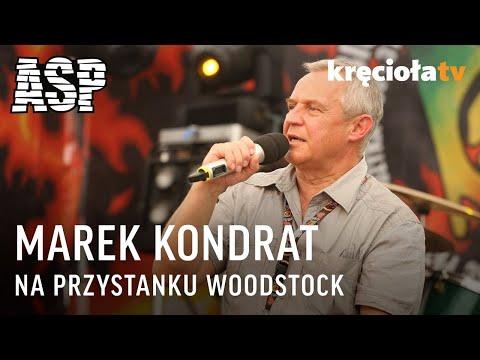 Marek Kondrat - CAŁOŚĆ spotkania w ASP / Przystanek Woodstock 2010