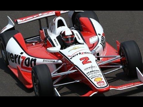 2014 Firestone 600 Juan Pablo Montoya Race Highlights From Texas