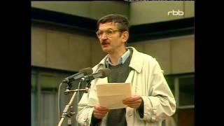 Demo Alex 04.11.1989 25 Christoph Hein