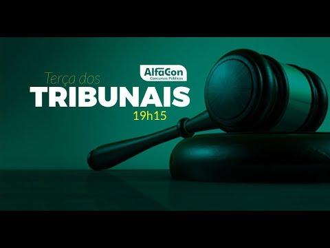 Aula Gratuita - Administração Pública - Terça dos Tribunais - Ricardo Barrios - Ao Vivo - Alfacon