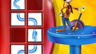 ミッキーマウス クラブハウスを題材にしたゲーム『Goofy's Silly Slide』をプレイしてみた。
