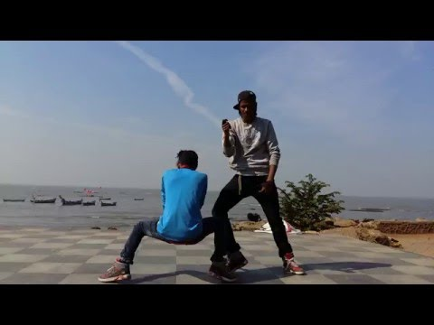 Animated popping | Dhirendra and Prashant | The Cross Beat Dance Academy | Dance Choreography
