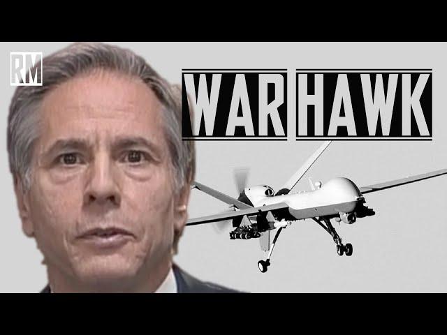 War Hawk Tony Blinken Confirmed Secretary of State