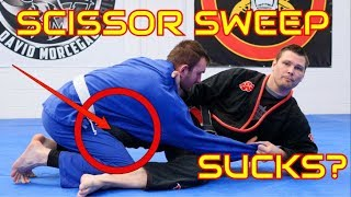5 Reasons the Scissor Sweep Sucks (with subtitles)
