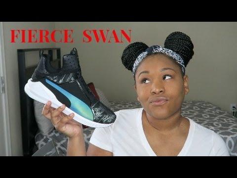 UNBOXING: PUMA FIERCE SWAN