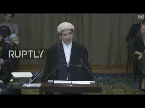 Live: ICJ holds hearing on Iran's lawsuit against US (part 2)