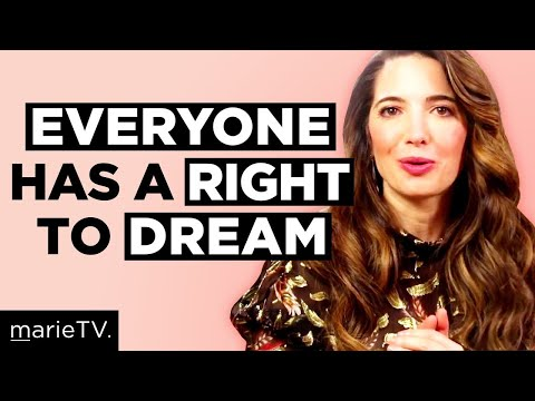 "Dr. Tererai Trent: How To Achieve Your ""Impossible"" Dreams"