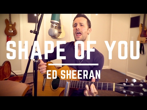 Ed Sheeran - Shape Of You - ONE TAKE Acoustic Cover by David DiMuzio