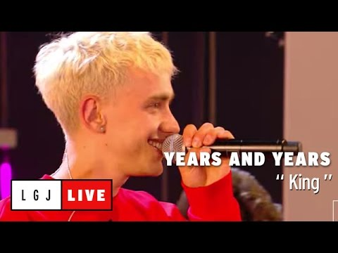 Years And Years - King - Live du Grand Journal